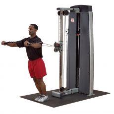 Body-Solid DPCC-SF dupla tricepsztorony