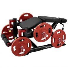 Body-Solid Plate Load Lábhajlítógép (PLLC)