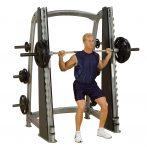 Body-Solid Pro Club Line Smith erőkeret (SCB1000)