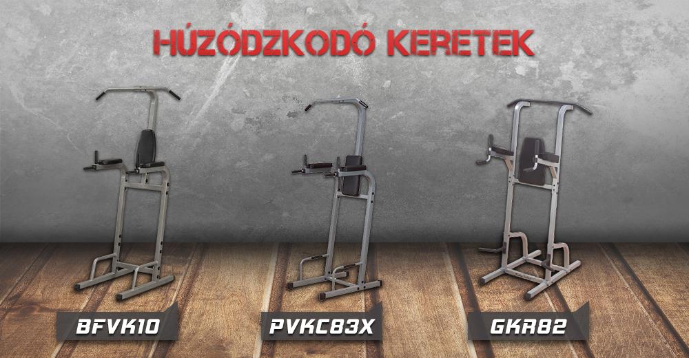 szabadsúlyos fitneszgépek