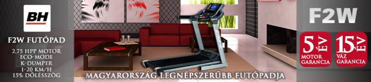 F2 széria - Magyarország legnépszerűbb futópadja